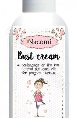 Nacomi Bust Cream Balsam do biustu dla kobiet w ciąży 140 ml