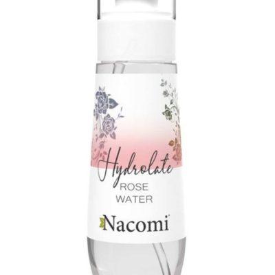 Nacomi hydrolate rose water hydrolat różany 80ml