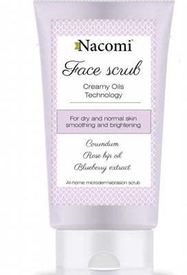 Nacomi Peeling do twarzy - wygładzający 75ml