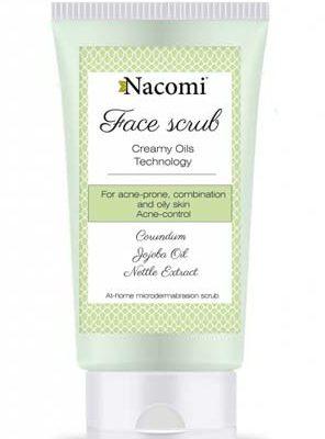 Nacomi Peeling przeciwtradzikowy do twarzy - Face Peeling Peeling przeciwtradzikowy do twarzy - Face Peeling