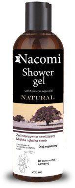 Nacomi Żel do mycia ciała Arganowy - Natural Shower Gel Żel do mycia ciała Arganowy - Natural Shower Gel