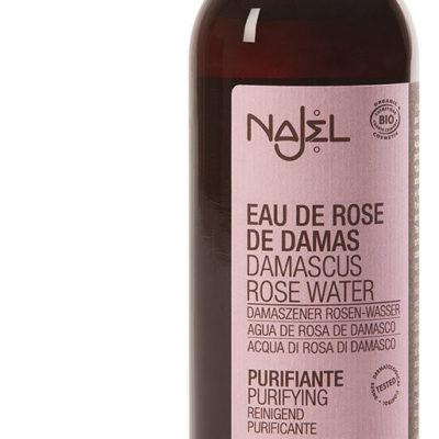 Najel Organiczna Woda z Róży Damasceńskiej 200ml NAJ-3646