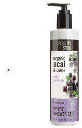 Natura Siberica Organic Shop Brazilian Acai Sport Shower Gel sg 280ml