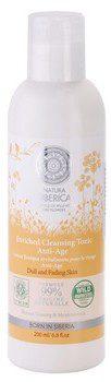 Natura Siberica Wild Herbs and Flowers oczyszczający tonik do skóry dojrzałej Siberian Ginseng & Meadowsweet 200 ml