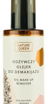 NATURE QUEEN NATURE QUEEN ODŻYWCZY OLEJEK DO DEMAKIJAŻU 150ML