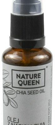 Nature Queen Nature Queen, olej z nasion chia, 30 ml