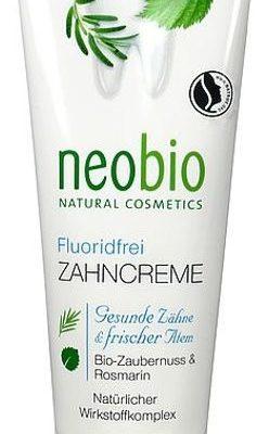 Neobio NeoBio, pasta do zębów bez fluoru, 75 ml