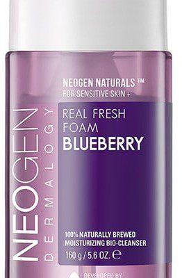 Neogen Neogen Oczyszczanie Neogen Dermatology Real Fresh Foam Blueberry Pianka oczyszczająca