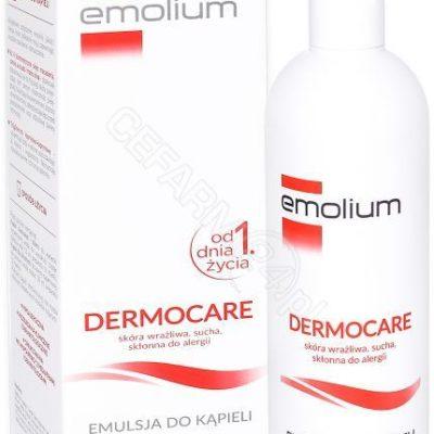 Nepentes Emolium emulsja do ciała 400 ml + Emolium krem barierowy 40 ml! 7058995