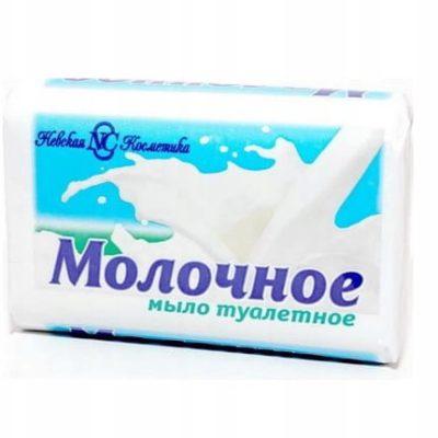 Nevskaya Cosmetica Mydło toaletowe mleczne 90g