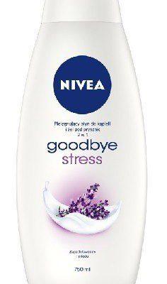 Nivea Bath Care Płyn do kąpieli i żel pod prysznic 2w1 Goodbye Stress 750ml