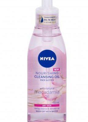 Nivea Cleansing Oil Nourishing olejek oczyszczający 150ml