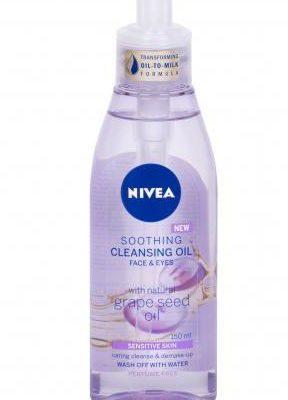Nivea Cleansing Oil Soothing olejek oczyszczający 150ml