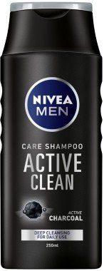 Nivea Głęboko oczyszczający szampon do włosów - For Men Głęboko oczyszczający szampon do włosów - For Men