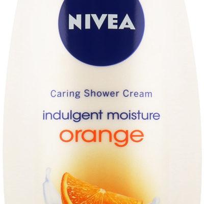 Nivea Indulgent Moisture Orange Płyn Do Kąpieli 750ml