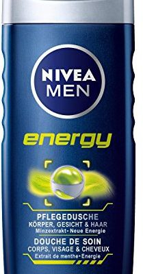 Nivea Men energy pielęgnujący żel pod prysznic żel pod prysznic, 4er Pack (4 X 250 ML) 80803-1