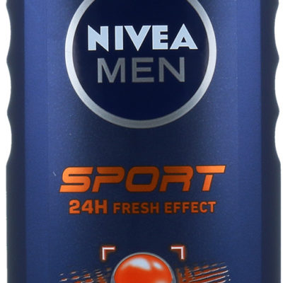 Nivea Men Sport 24H Fresh Effect Shower Gel Regenerujący Żel Pod Prysznic 500ml