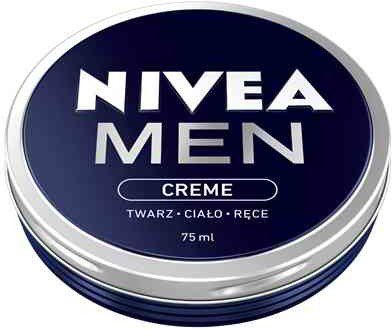 Nivea Men Uniwersalny krem do twarzy, ciała i rąk dla mężczyzn 75ml
