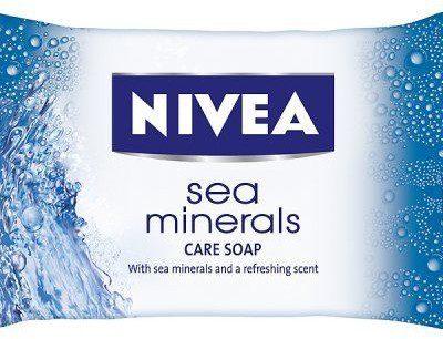 Nivea Mydło Sea Minerals 90 g
