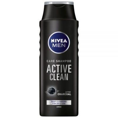Nivea Szampon Men Active Clean 400 ml