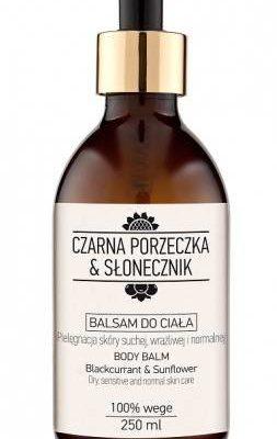 Nova KOSMETYKI Kosmetyki Czarna Porzeczka&Słonecznik Balsam do ciała 250ml 53958-uniw