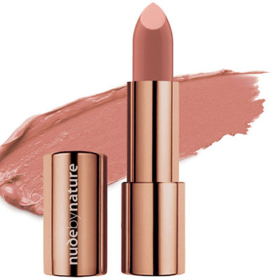 Nude by Nature Nude by Nature 02 Nude Pomadka 4.0 g damska