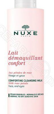 Nuxe petales de Różowy mleczny chusteczki w części środkowej komfort dla mężczyzn , 1er Pack (1 X 200 ML) 9958638-NP