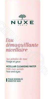 Nuxe Płatki róży woda micelarna do demakijażu 200 ml