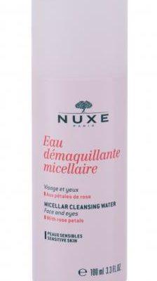 Nuxe Rose Petals Cleanser płyn micelarny 100 ml