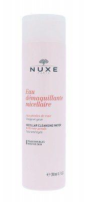 Nuxe Rose Petals Cleanser płyn micelarny 200 ml dla kobiet