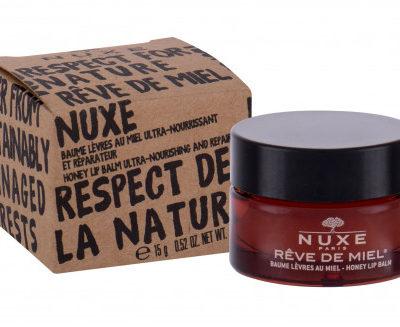 Nuxe Rve de Miel Respect For Nature Edition balsam do ust 15 g