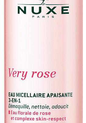 Nuxe Very rose łagodząca woda micelarna 3w1 200 ml
