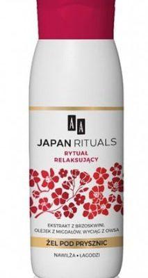 Oceanic Japan Rituals żel pod prysznic rytuał relaksujący 400ml
