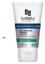 Oceanic Men Advanced Care M) żel do mycia twarzy matujący 150ml