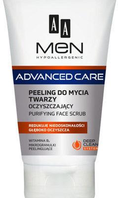 Oceanic Men Advanced Care Peeling do mycia twarzy oczyszczający 150ml