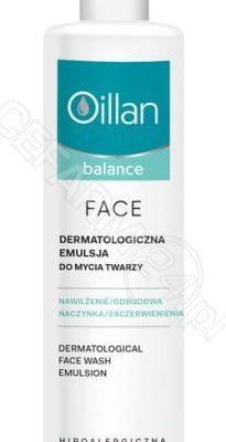 Oceanic Oillan Balance Face dermatologiczna emulsja do mycia twarzy 250 ml