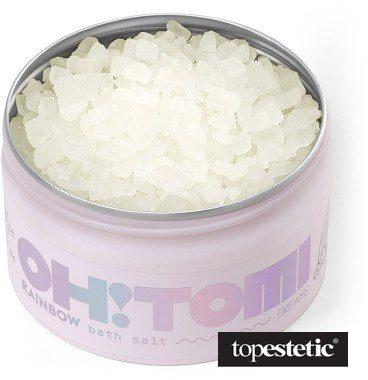 Oh Tomi Oh Tomi Rainbow Bath Salts Sól do kąpieli - zapach Tęcza 300 g