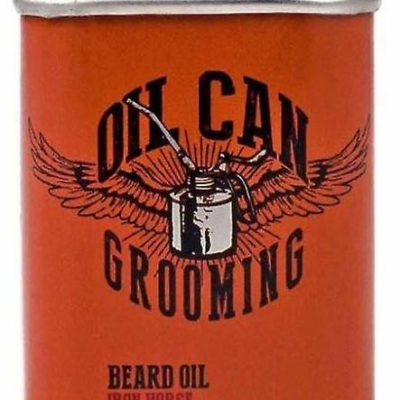 OIL CAN Grooming OIL CAN Grooming Olejek do brody IRON HORSE 50 ml 731275727506