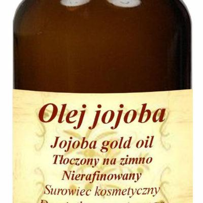 Olej Jojoba Gold 20ml- zimnotłoczony nierafinowany
