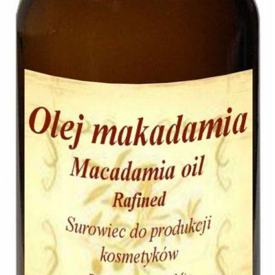 Olej Makadamia 50ml - Macadamia