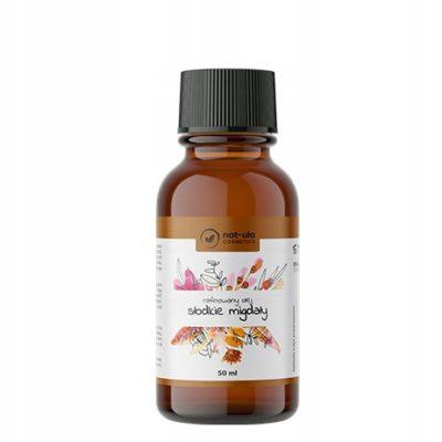 Olejek do Twarzy Migdałowy Nat-Ula 50 ml