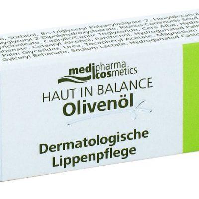 Olivenoel Dr. Theiss Naturwaren GmbH Haut in Balance Dermatol.lippenpfl.3% 7 ml