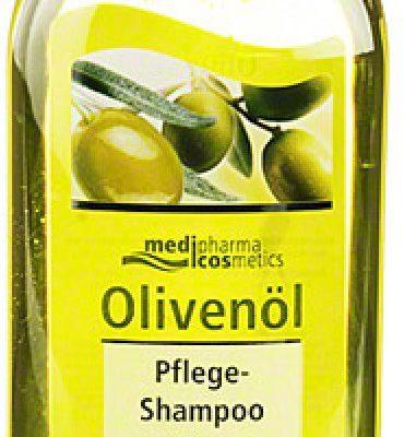 Olivenoel Szampon pielęgnujący z olejkiem oliwkowym Dr. Theiss Naturwaren GmbH 2