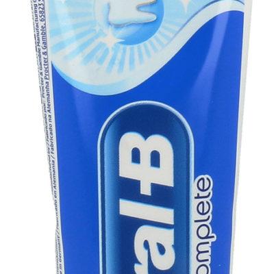 Oral-B Complete Plus Extra White Pasta Do Zębów Cool Mint 75ml