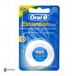 Oral-B Essential Floss U) nić dentystyczna unwaxed 50m