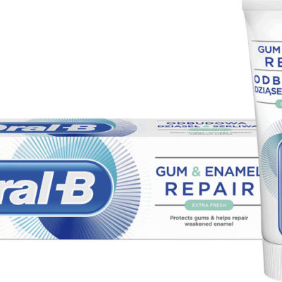 Oral-B pasta Pro-Repair Gum & Enamel - Super Odświeżenie (Extra Fresh) 75ml