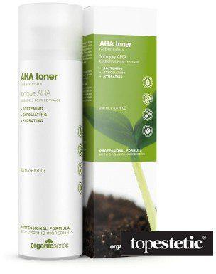 Organic Series Enzymatic Toner Enzymatyczny tonik z kwasami AHA 200 ml