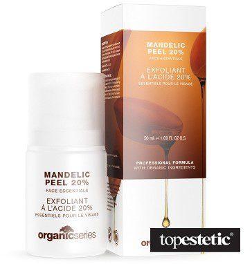 Organic Series Organic Series Mandelic Peel 20% Kwas migdałowy 20% 50 ml