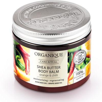 Organique Orange and Chilli Balsam do ciała 200ml