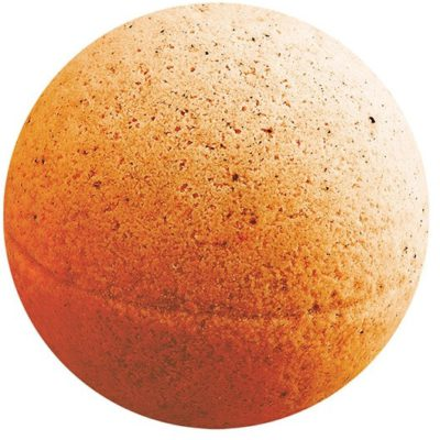 Organique Orange and Chilli Bath Bomb Kula do kąpieli 170g